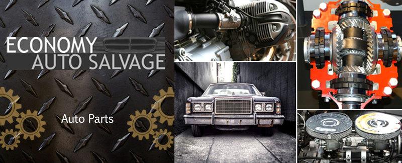 Economy Auto Salvage Offers Auto Parts in Crawfordville, FL