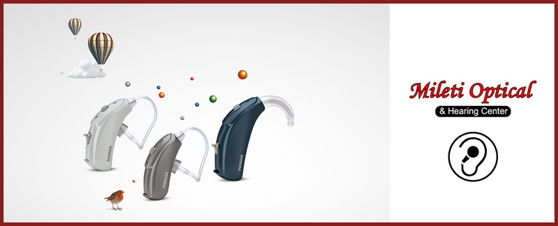 Mileti Optical & Hearing Center Provides Hearing Aids in Parma,OH