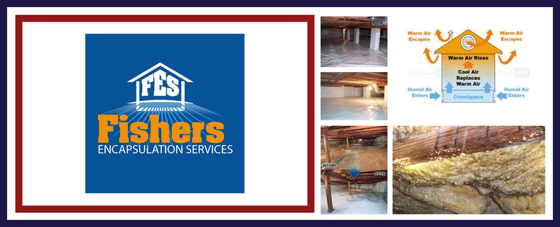 Fisher's Encapsulation Services, LLC.  provides crawl space services in Hope Mills, NC