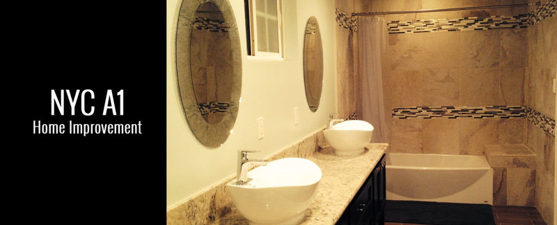 NYC A Home Improvement Offers Bathroom Remodeling In Brooklyn NY - Bathroom remodeling brooklyn ny
