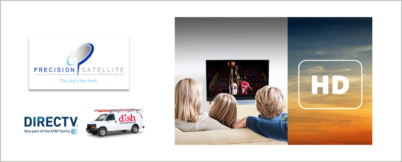Precision Satellite Sales & Service is an Authorized Direct TV Retailer in Stockbridge, MI