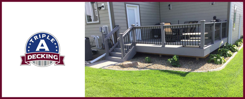 Triple A Decking LLC  is a Deck Building Company in Mandan, ND