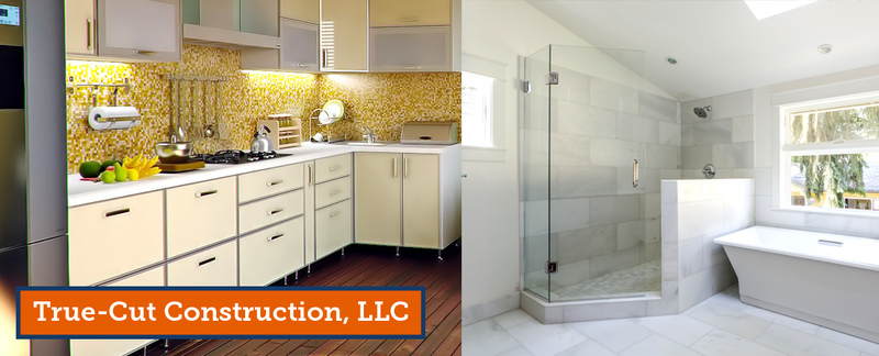 True-Cut Construction, LLC offers Home, Bathroom, Kitchen Remodeling and Cabinets Services in Minneapolis, MN