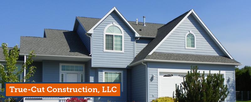 True-Cut Construction, LLC offers siding in Minneapolis, MN