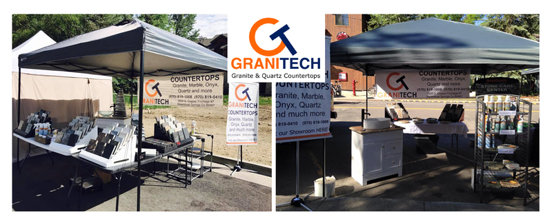 GRANITECH Installs and Manufactures Granite Countertops in Steamboat Springs, CO