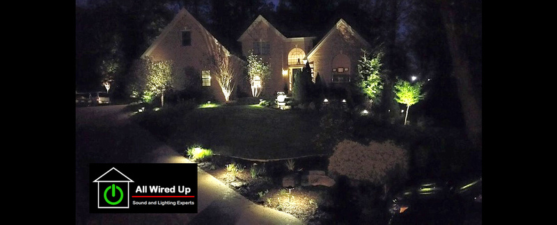 All Wired Up - All Wired Up Is A Landscape Lighting Company In Franklin, TN
