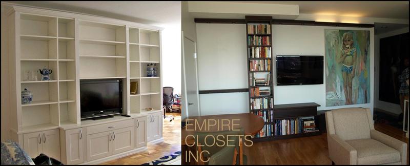 Empire Closets Inc. Offers Wall Units in Far Rockaway, NY