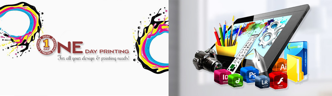 One day printing is a design and printing company in mississauga on reheart Gallery