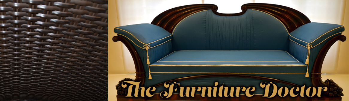 The Furniture Doctor Repairs And Refinishes Furniture In Palm Springs, CA
