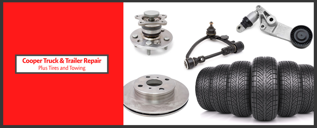 Tire Sales and Auto Part Sales