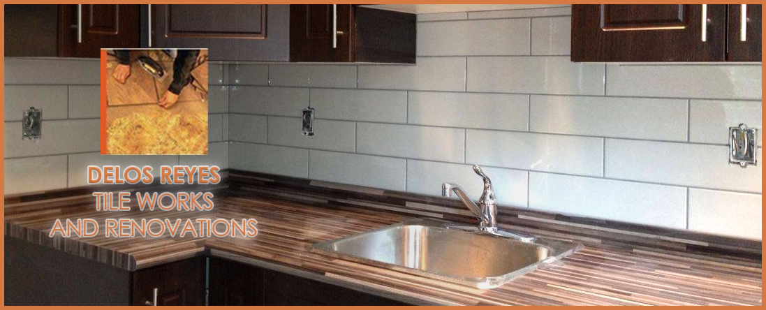 Kitchen Counter Tops and Backsplashes