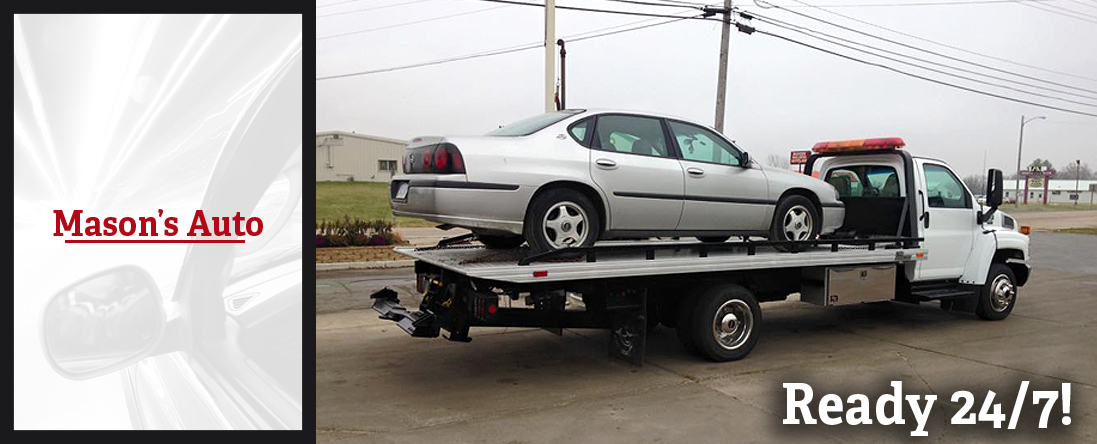 24 Hour Towing and Recovery