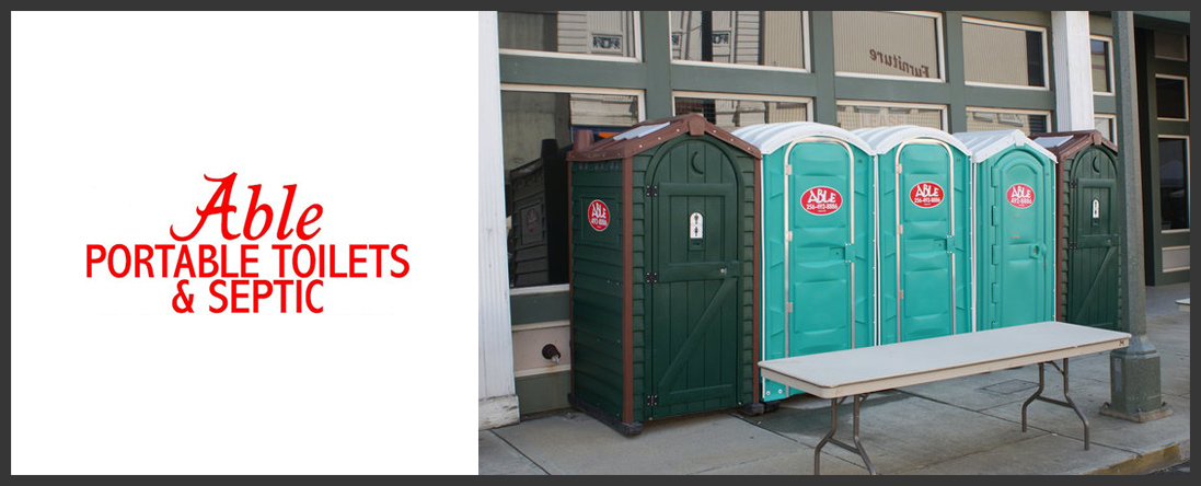 Portable Toilets & Restroom Trailers
