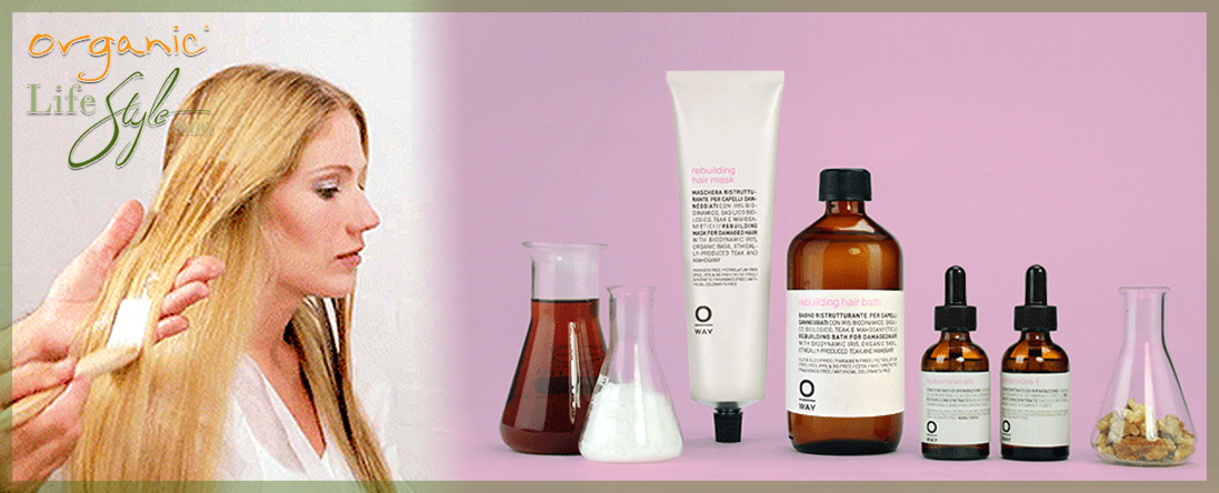 Rebuilding Hair Conditioning Treatments