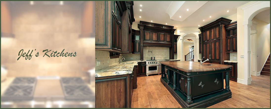 Jeff\'s Kitchens Provides Kitchen Cabinets in Dublin, CA