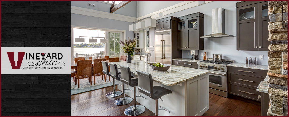 Vineyard Chic Kitchens Is A Kitchen Renovations Company In Geneva IL - Bathroom remodeling geneva il