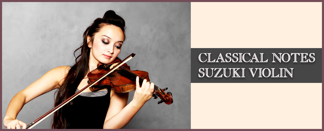 Suzuki Violin Instruction