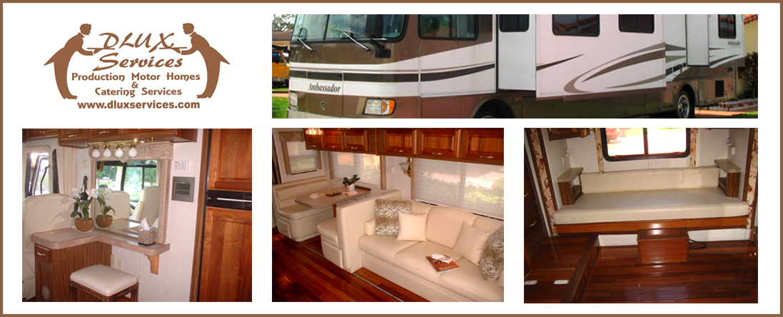 Production Motorhome Rentals