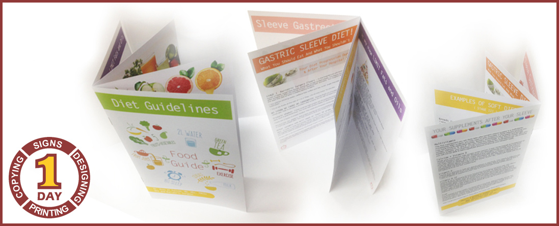 One day printing is a design and printing company in mississauga on printing reheart Gallery