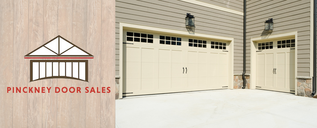 pinckney garage door