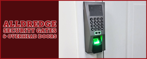 Here At Alldredge Security Gates U0026 Overhead Doors, We Care Deeply About The  Safety Of Our Customers. Thatu0027s Why Our Services Are Designed To Enhance  The ...