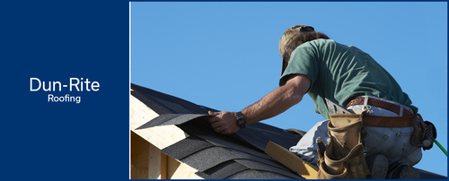 Working With Shingled Roofing Requires Skill And Experience, And No One In  The Louisville Area Provides More Quality Work Than Dun Rite Roofing.