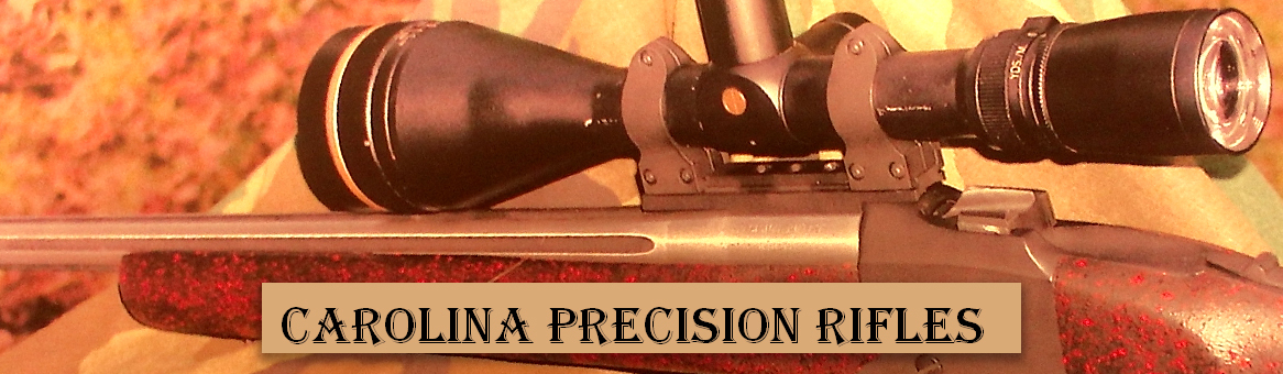 Carolina precision rifles header