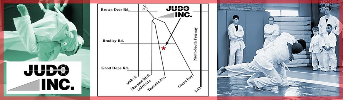 Judo inc header