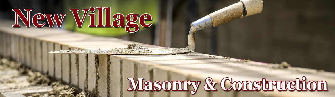 New village masonry header