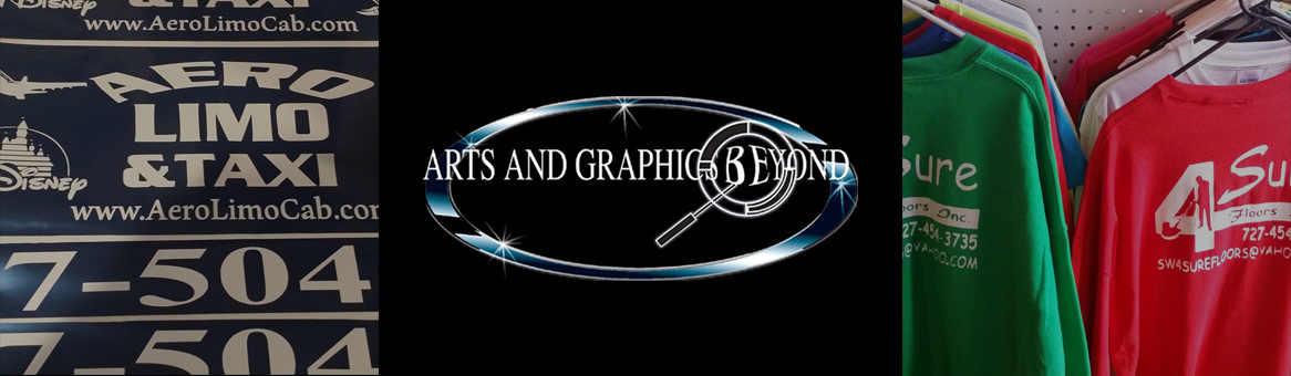 Arts and graphics header