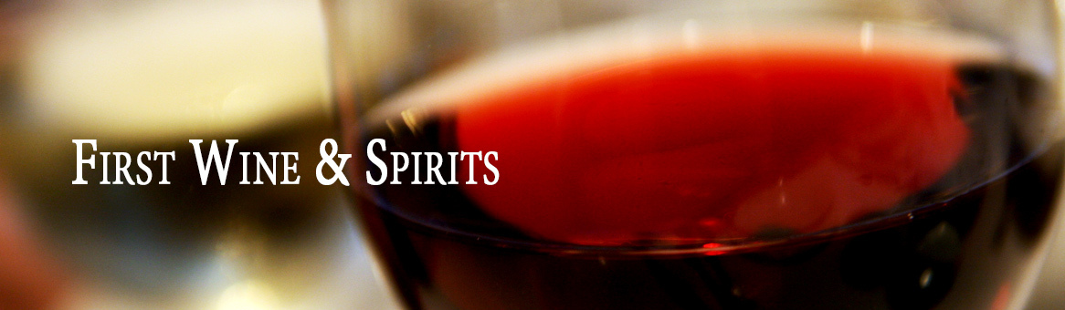 First wine   spirits header