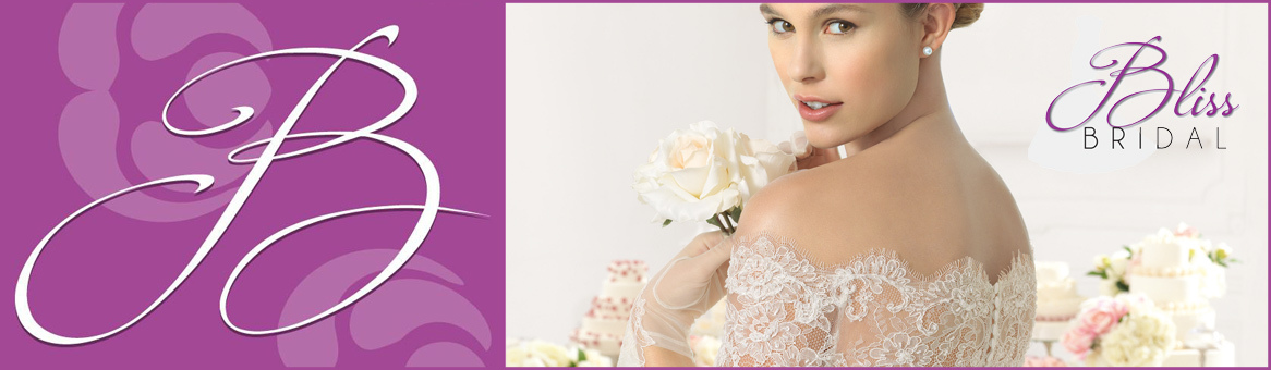 Bliss bridal header