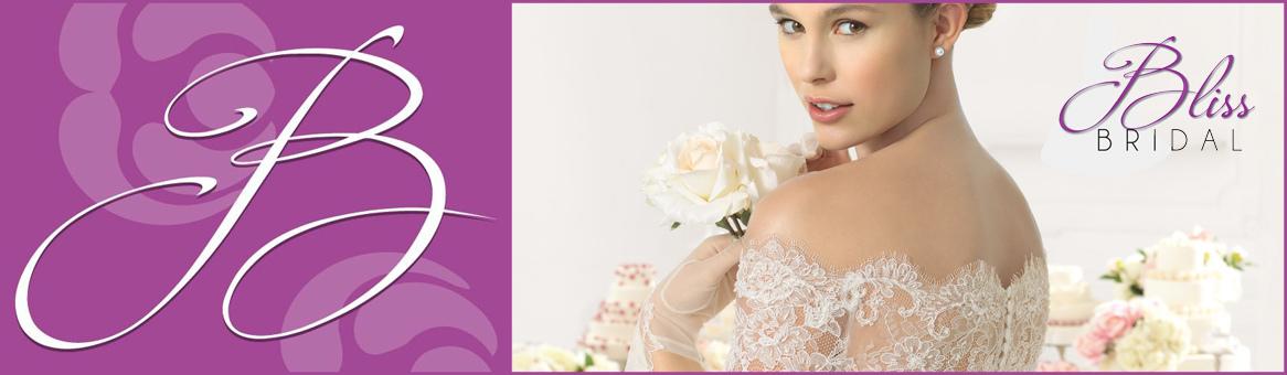 Bliss bridal header