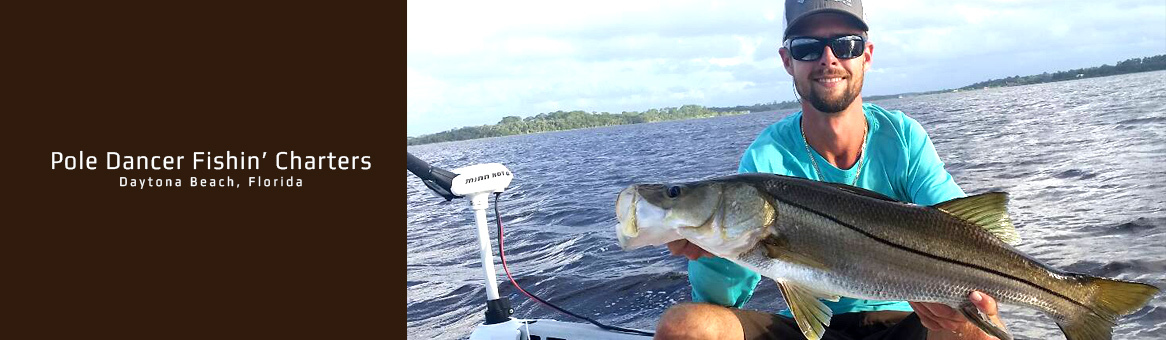 Pole dancer fishin 39 charters offers fishing charters in for Fishing charters daytona beach florida