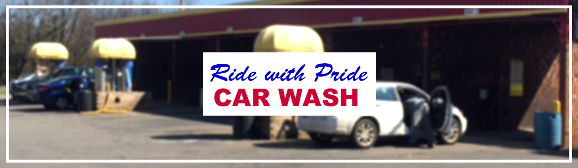 Ride with pride site banner