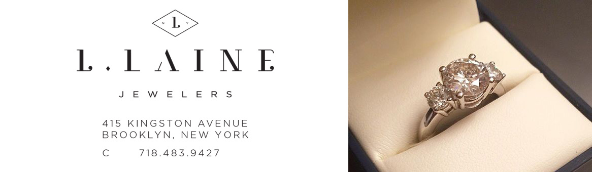 Laine jewelers header