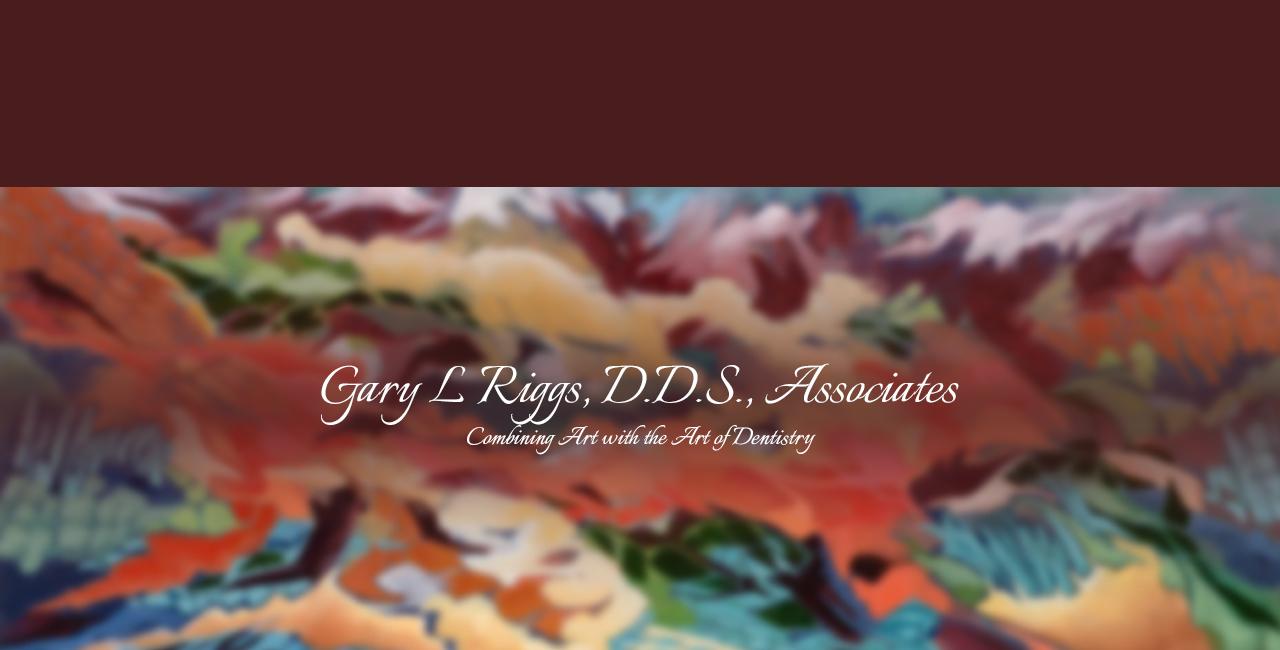 Gary l riggs dds header