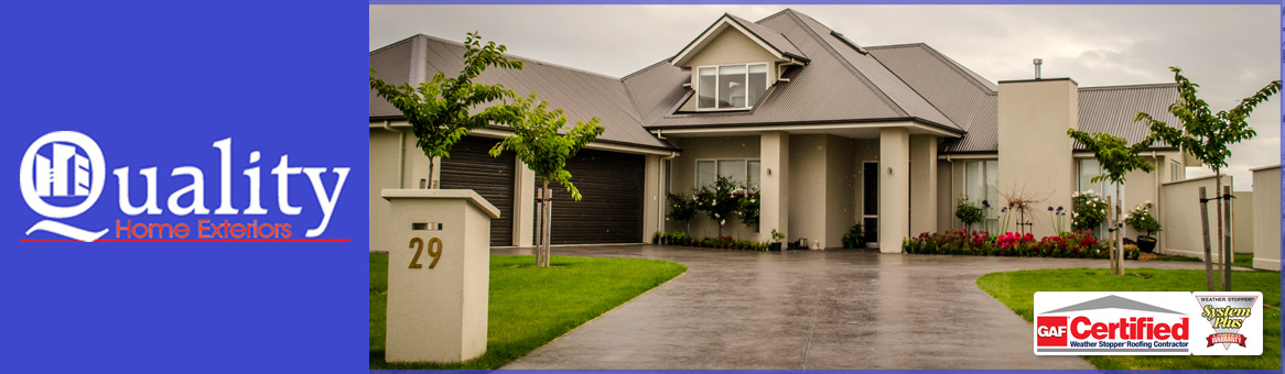 Quality home exteriors provides general contracting services in ewing township nj - Quality home exteriors ...