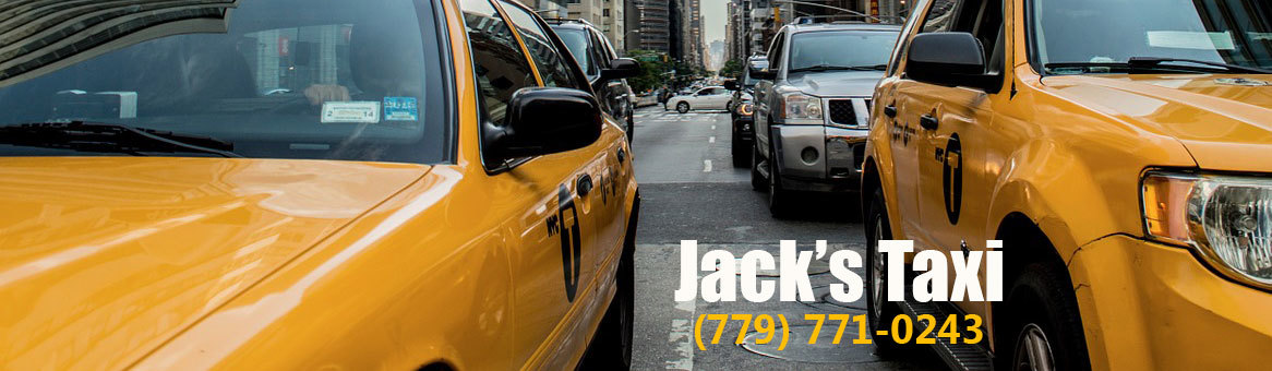 Jacks taxi localist header