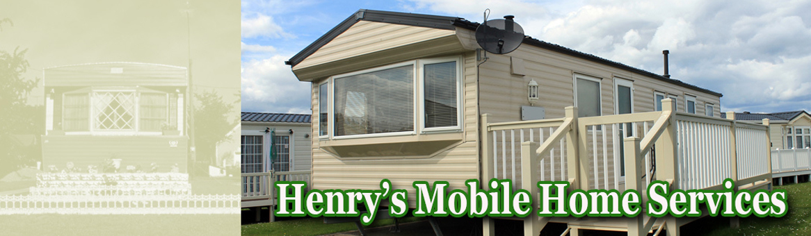 Henrys mobile home header