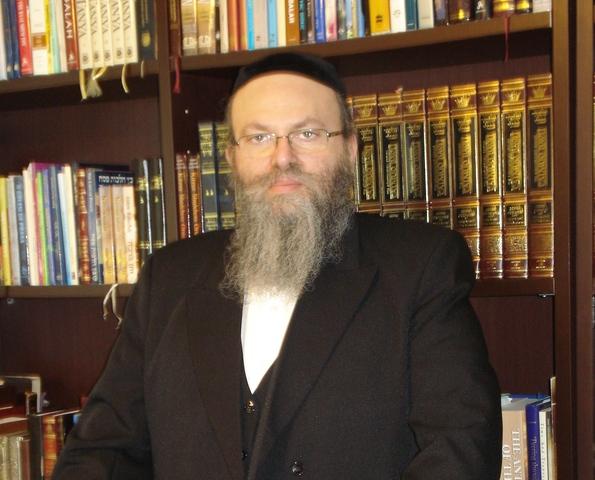 Rabbi Avraham ('Abe') Chachamovits's Photo