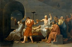 David   the death of socrates e1488266735754