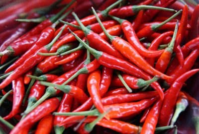Cayenne Pepper Fat Burning Foods