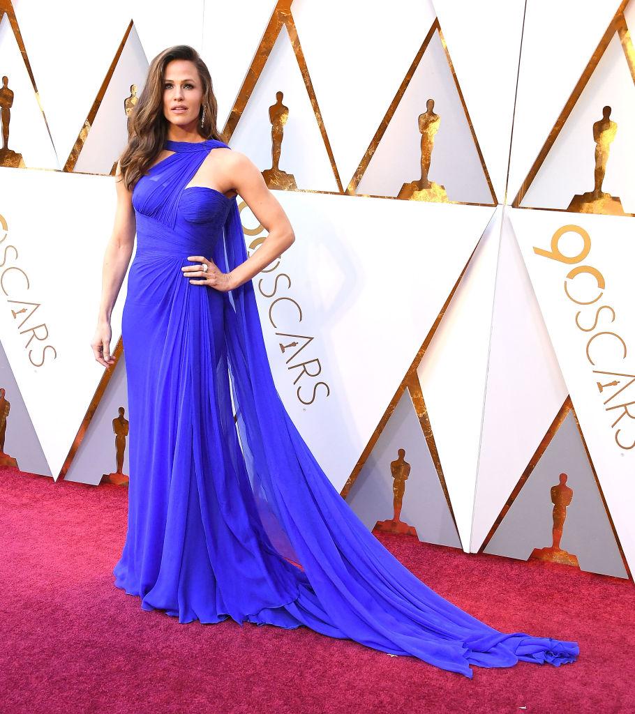 Jennifer Garner 2018 Oscars Fashion