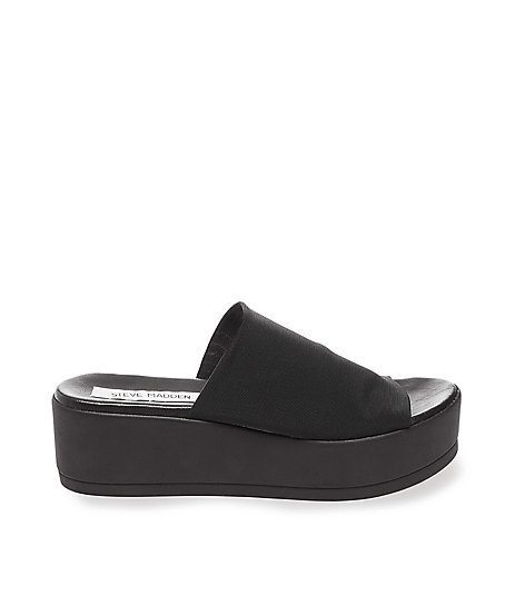 You can make these your go-to summer shoes for 2018, but I can't speak for  any period of time after that. Steve Madden SLINKY