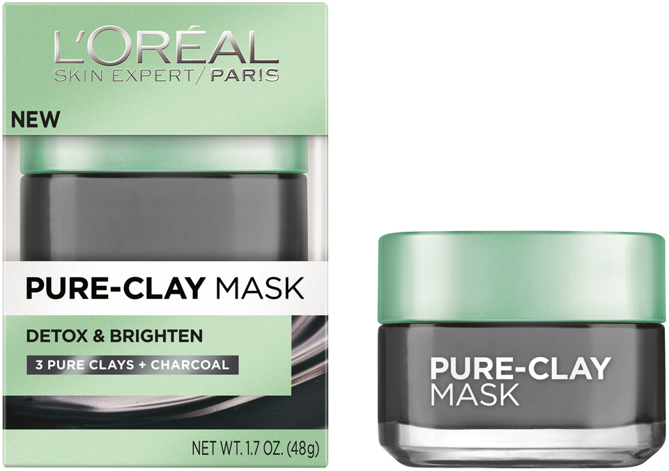 l'oreal paris pure-clay mask, best beauty products at target