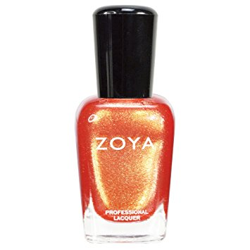 nail colors to make you look tan, orange