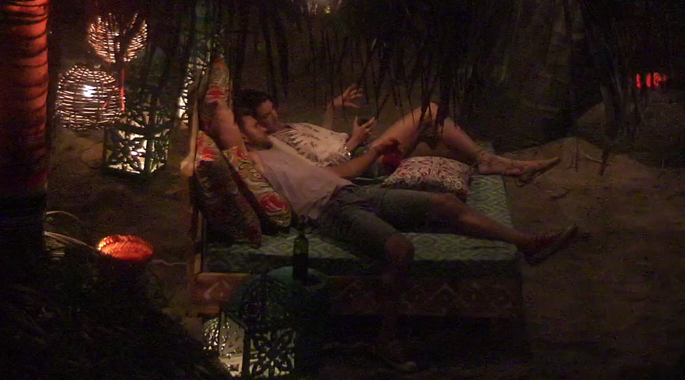 Nick and Jen Bachelor in Paradise