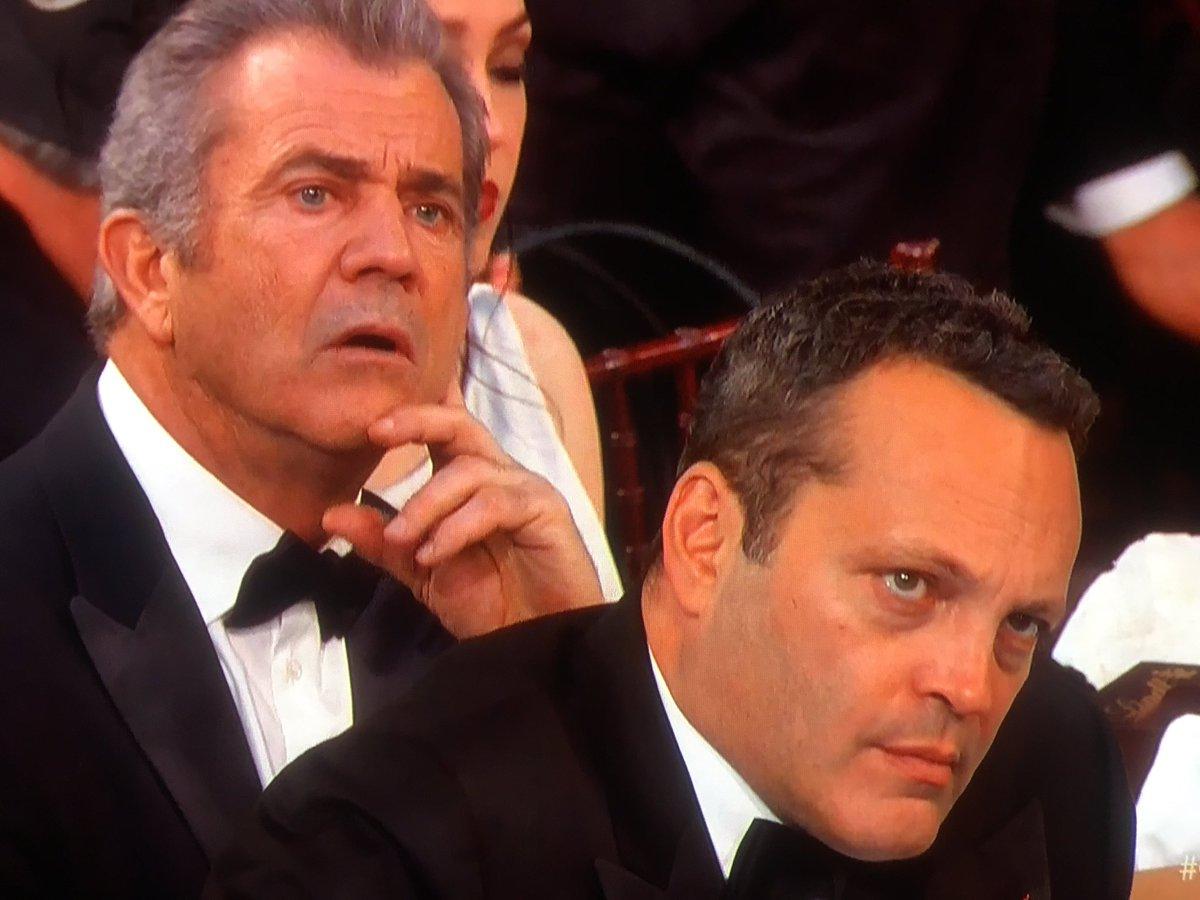Mel Gibson Golden Globes 2017