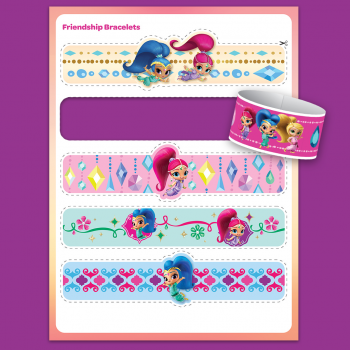 Shimmer and Shine Friendship